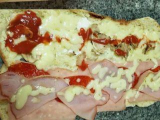 Il Gusto sendvič IL Gusto Šabac dostava
