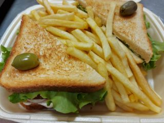 Klub sendvič 3 Amos picerija dostava