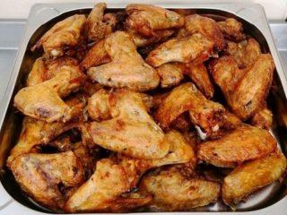 Pečena krilca Big Chicken dostava