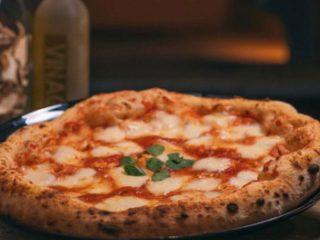 Margherita Napolitana Pizza dostava