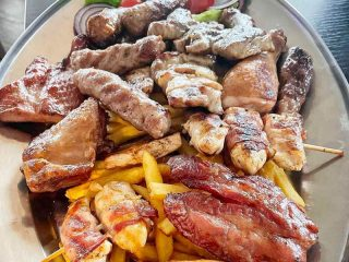 Mešano meso Rush Restoran dostava