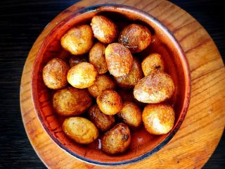 Mladi krompir Rush Restoran dostava