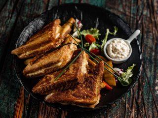 Sandwich Monte Cristo Capanna Bar delivery