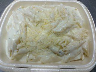 Pasta kvatro formagi Amos picerija dostava