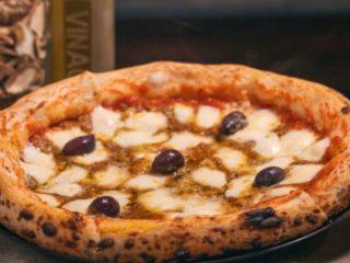 Pesto Genovese Napolitana Pizza dostava