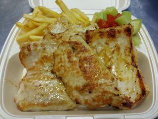 Pileće belo obrok Amos picerija dostava