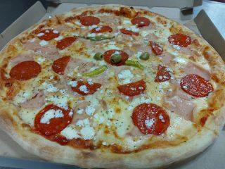 Pizza Srbijana Amos picerija dostava