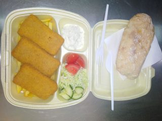 Pohovani kačkavalj obrok Bokado dostava
