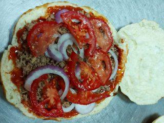 Posni sendvič Amos picerija dostava