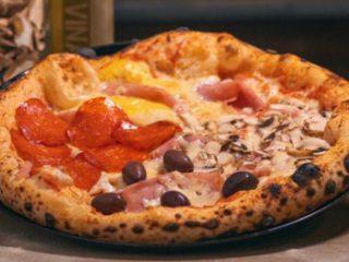 Quattro Stagioni Napolitana Pizza dostava