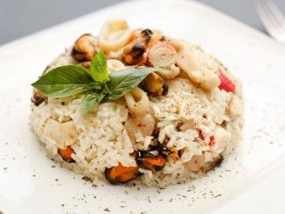 Risotto with seafood Skočko delivery