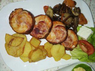 Rolled smoked chicken breast Stara Promenada delivery
