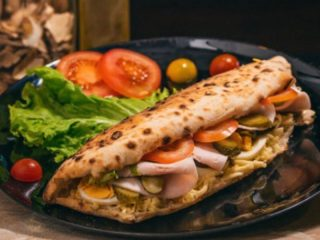 Sendvič pečenica Napolitana Pizza dostava