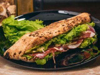 Sendvič suvi vrat Napolitana Pizza dostava
