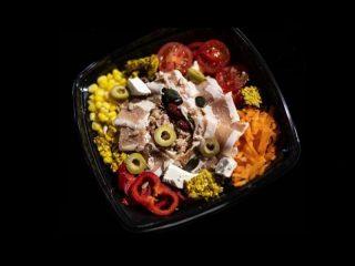 Slanina salata Greni Juice Bar dostava
