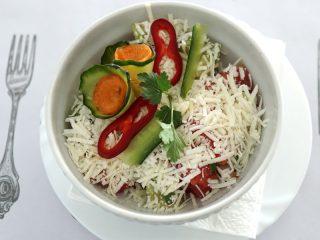 Šopska salata Rush Restoran dostava