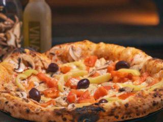 Vegetariana Napolitana Pizza dostava