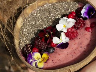 Very berry bowl Greni Juice Bar dostava