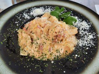 Carbonara pasta Dream Food Land dostava