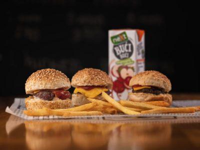 Kids obrok Wanted Burger dostava