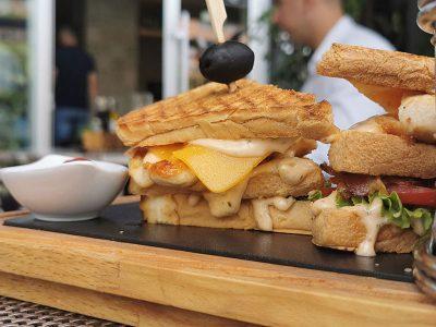 Klub sendvič Restoran Gentlemen dostava