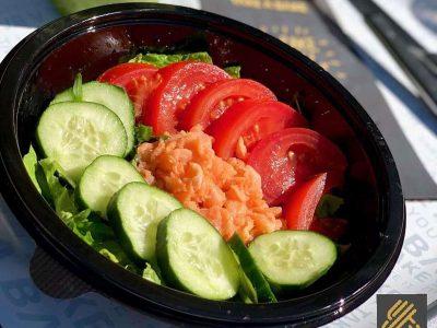 Salata losos Take a Bake dostava