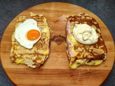 Madam  i  Monsieur croquet tost krepa Waffle magacin dostava