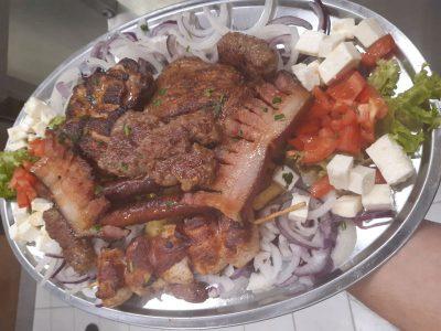 Mešano meso Restoran Gentlemen dostava