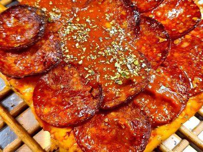 Pepperoni pizza Detroit Pizza dostava