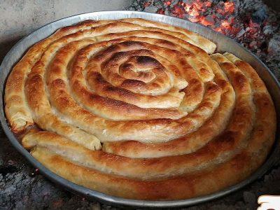 Pita sa krompirom Apetit Pite Ispod Sača dostava