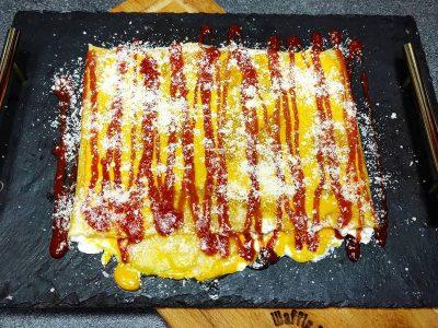 Pizza quatre krepa Waffle magacin dostava