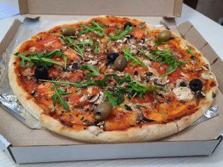 Vegetariana Brukizza dostava