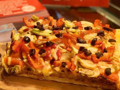 Vegeteriana pizza Detroit Pizza dostava