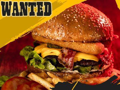 Wanted burger Wanted Burger dostava