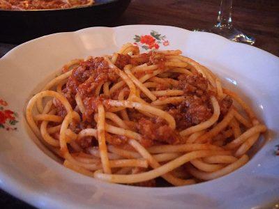 Bolognese pasta Padrini Pasta Bar dostava
