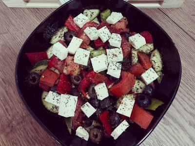 Grčka salata The Best Taste dostava
