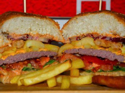 Hamburger Everest dostava