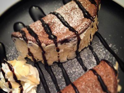 Kanoli čokoladne palačinke Padrini Pasta Bar dostava