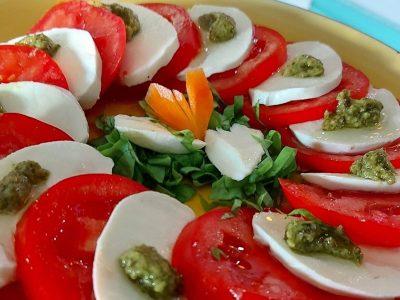 Caprese salad Dolce delivery