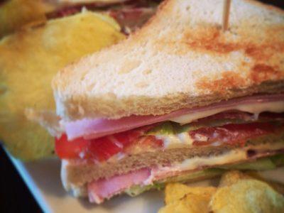 Klub sendvič Padrini Pasta Bar dostava
