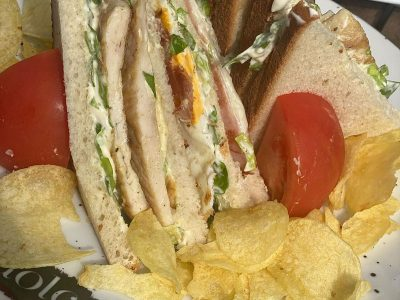 Club sandwich Dolce delivery