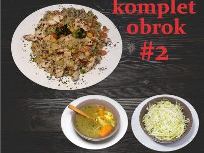 Komplet obrok 2 Salaš 011 dostava