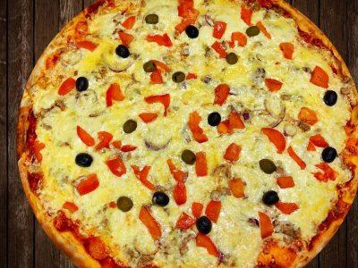 Pica Tuna Pizza Gonzales dostava