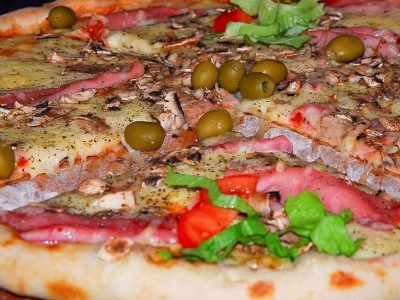 Pizza Capriciosa Everest dostava