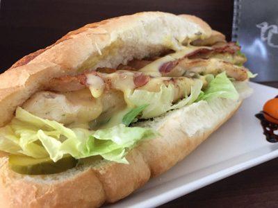 Sendvič sa grilovanom piletinom Padrini Pasta Bar dostava