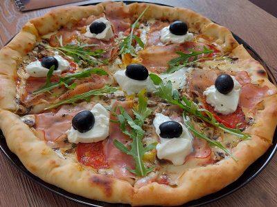 The best taste specijal pizza The Best Taste dostava