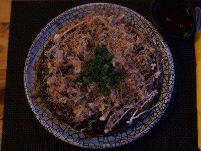 Vegetarijanski okonomiyaki Marukoshi dostava