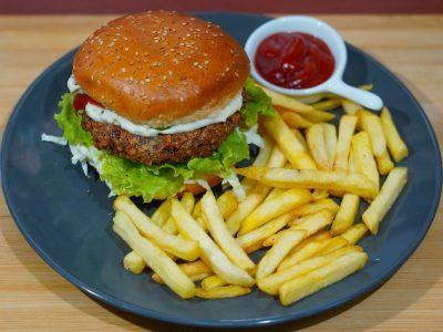 PLNT burger Vege House delivery
