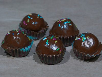 Chocolate balls Vege House delivery