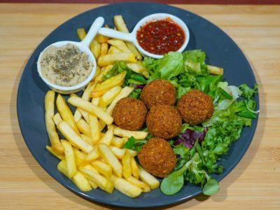 Falafel meal Vege House delivery